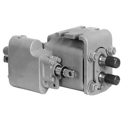 Picture of Direct Mount Hydraulic Pump with Air Shift Cylinder for Counterclockwise