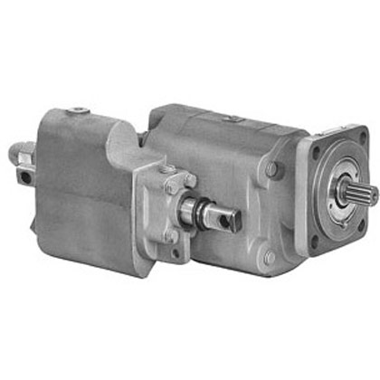 Picture of Direct Mount Hydraulic Pump with Air Shift Cylinder for Clockwise Rotation