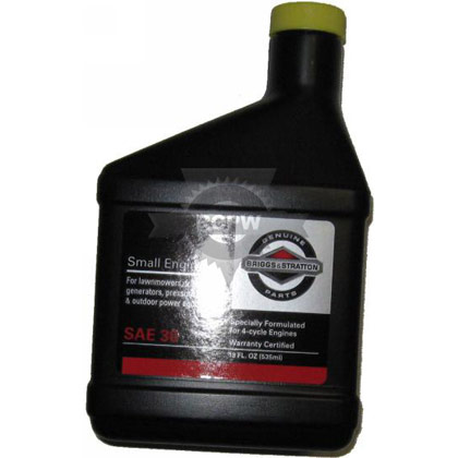 Picture of 18OZ 30W 4 CYCLE OIL