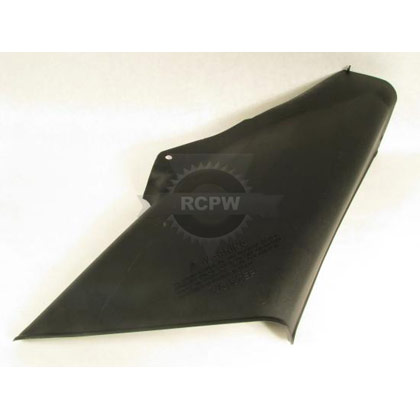Picture of DEFLECTOR, CHUTE BLAC