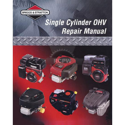 Picture of Vanguard™ Single Cylinder OHV Engine Manual