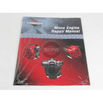 Picture of Micro Engine Repair Manual