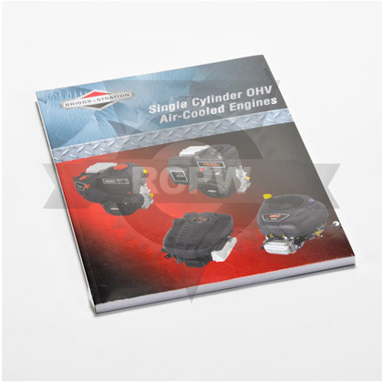 Picture of Vanguard™ Single Cylinder OHV Engine Repair Manual