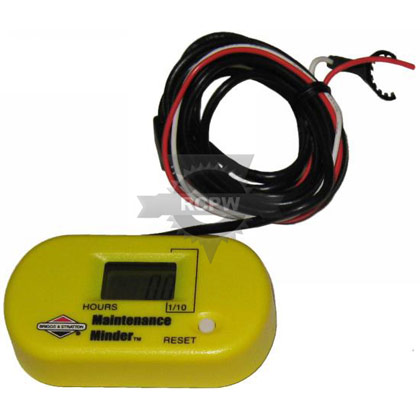 Picture of Maintenance Minder - Hour Meter