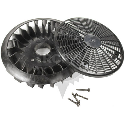Picture of FAN/SCREEN ASSEMBLY