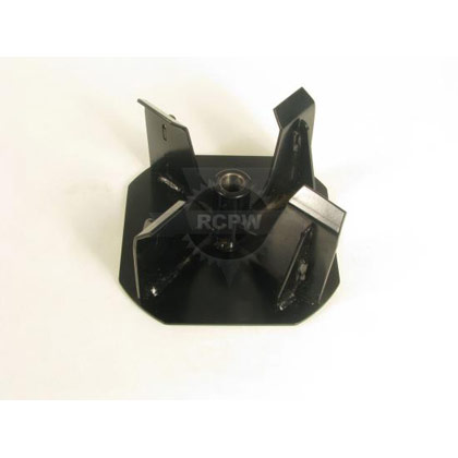 Picture of IMPELLER ASY, 9IN 4BL
