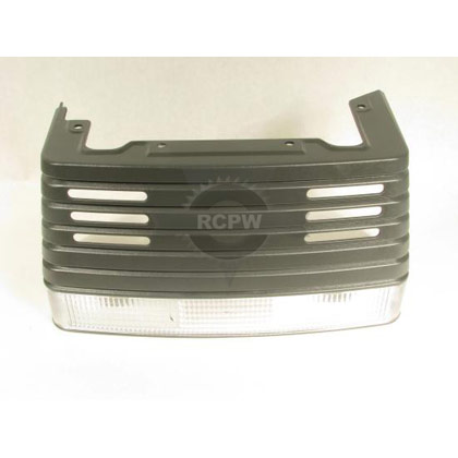 Picture of GRILL ASSY-UP-GREY