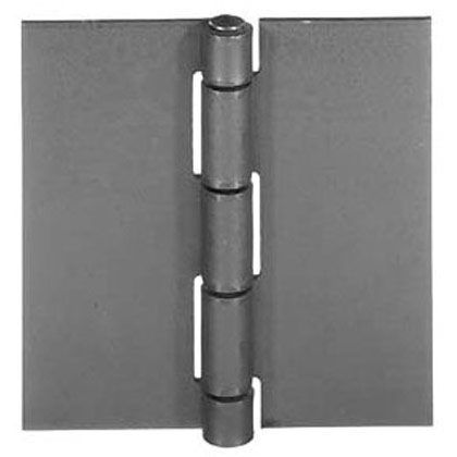 "Picture of Steel Butt Hinge - .075"" x 2"" x 2"" x .187"""