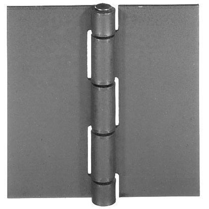 "Picture of Steel Butt Hinge - .090"" x 3"" x 3"" x .187"""