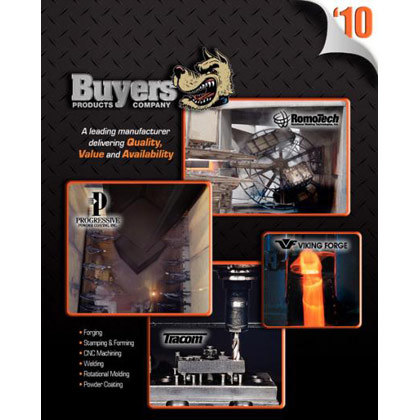 Picture of Buyers Truck & Trailer Parts Catalog - New