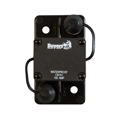Picture of 150 Amp Auto Reset Large Frame Circuit Breaker