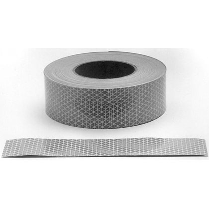 "Picture of DOT Conspicuity Tape - White 2"" x 150' Roll"