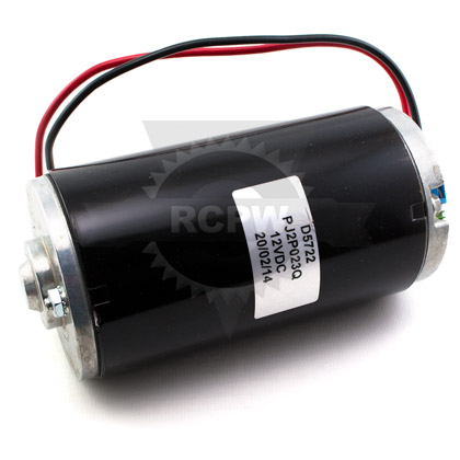 Picture of 2400 Spinner Motor