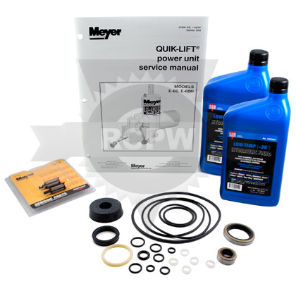 Picture of E-60 Tune-Up & Rebuild Kit