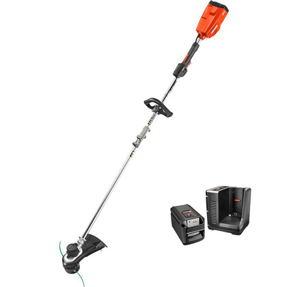 Picture of 58V Cordless String Trimmer w/ 2Ah Battery and Charger