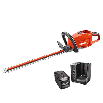 """Picture of 58V 24"""" Hedge Trimmer w/ 2Ah Battery and Charger"""