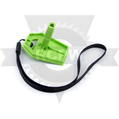 Picture of Lawn Mower Safety Key with Cord