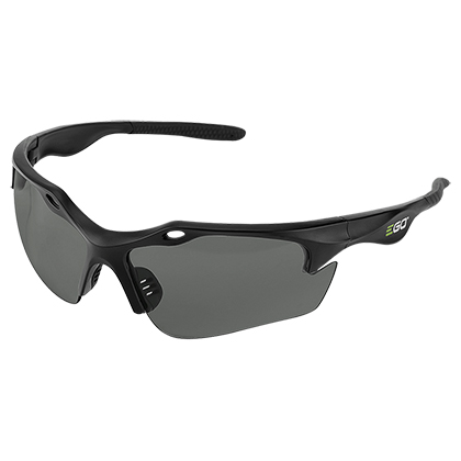 Picture of Gray Lense Anti-Scratch Safety Glasses w/ 99.99% UV Protection and ANSI Z87.1 Standards