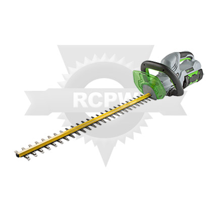 "Picture of 24"" 56V Power+ Hedge Trimmer with Lithium-Ion 2.5AH Battery"