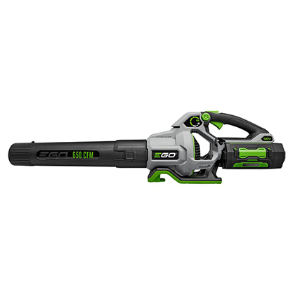 Picture of 650 CFM 56V Battery-Powered Leaf Blower w/ 5.0Ah Battery & 210W Charger