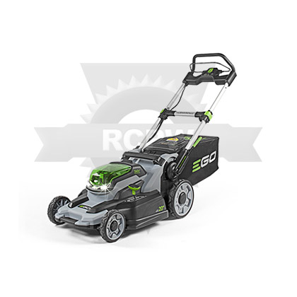 "Picture of 20"" 56V Power+ Lawn Mower with Lithium-Ion 5.0AH Battery and 550W Rapid Charger - New 2017 Model"