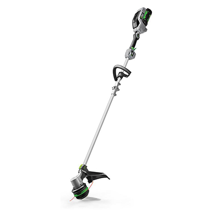"Picture of 15"" 56V Battery-Powered Aluminum Shaft String Trimmer w/ POWERLOAD Technology, 2.5Ah Battery, & Charger"