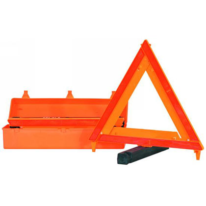 Picture of Emergency Road Triangle Kit (3 sets per plastic case)