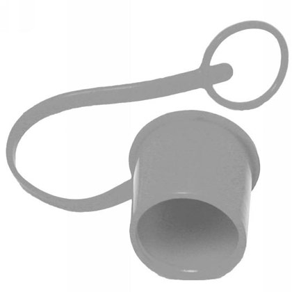 "Picture of 3/8"" Dust Cap - Female Coupler"