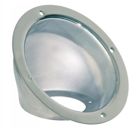 Picture of 42 Degree Stainless Steel Service Body Fuel Fill Dish