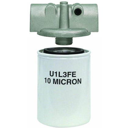 "Picture of Filter Head - 3/4"" NPT - 15 PSI Bypass - HFA1-Series"