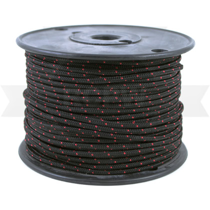 "Picture of #4 200' 1/8"" Premium Nylon Starter Rope Spool"