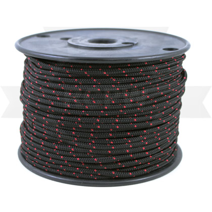 "Picture of #4-1/2 200' 9/64"" Premium Nylon Starter Rope Spool"