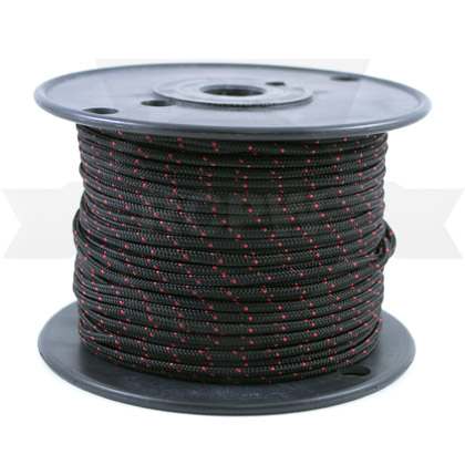 "Picture of #3-1/2 200' 7/64"" Premium Nylon Starter Rope Spool"