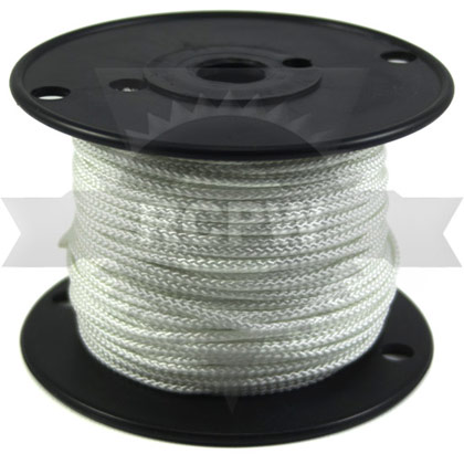 "Picture of #3-1/2 200' 7/64"" Solid Braid Starter Rope"