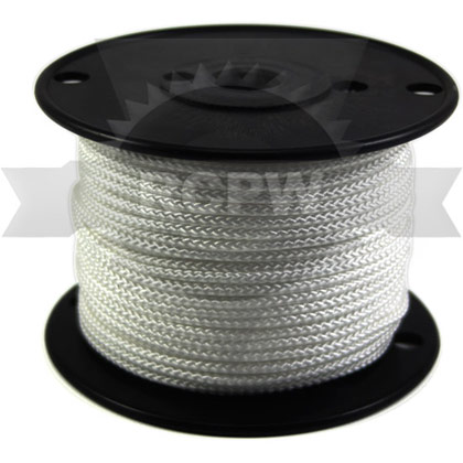 "Picture of #4 200' 1/8"" Solid Braid Starter Rope"