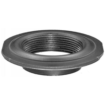 "Picture of 1-1/4"" Steel Stamped Welding Flange - 2.868"" OD - 1.740"" Pilot - .134"" Thickness"