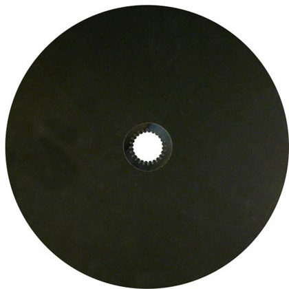 "Picture of Fifth Wheel Disk (32"" x .185 thick) with Steel Clip"