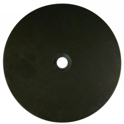 "Picture of Fifth Wheel Disk (36"" x .185 thick) with Steel Clip"