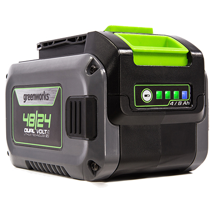Picture of 48V 4.0Ah / 24V 8.0Ah 21700 Light Weight Dual Volt Battery with Bluetooth