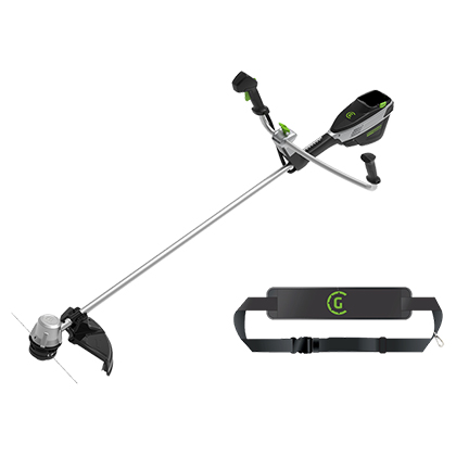"Picture of 82V Commercial 16"" Bike Handle Front Motor Brushless String Trimmer (Battery/Charger Not Included)"