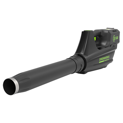 Picture of 82V Commercial 500CFM Brushless Axial Handheld Greenworks Blower (Battery/Charger Not Included)
