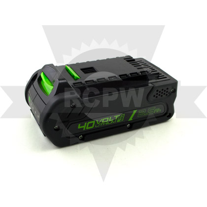Picture of 40V Commercial 2.5 Ah Lithium Ion Battery for GS-110