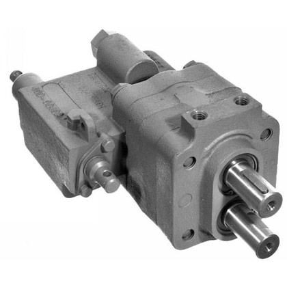 "Picture of Remote Mount Pump/Valve Combo - 1-1/2"" Gear Size - 2.96 CIR"