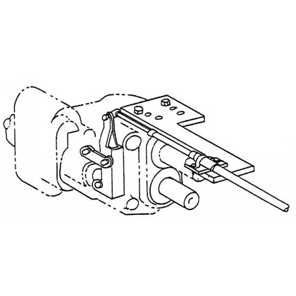 Picture of Pump Connection Kit for Buyers H101 - Permco DMR300 & DMR400 Remote Mount