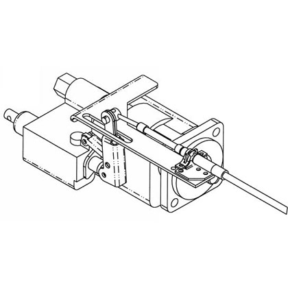 Picture of Pump Connection Kit for Buyers H102 - Permco DMD300 & DMD400 Direct Mount - Clockwise