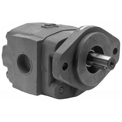 "Picture of Hydraulic Pump - 2 Bolt - 1"" Keyed 1/4"" KW Shaft"