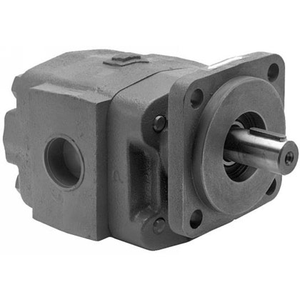 "Picture of Hydraulic Pump - 4 Bolt - 1"" Keyed 1/4"" KW Shaft"