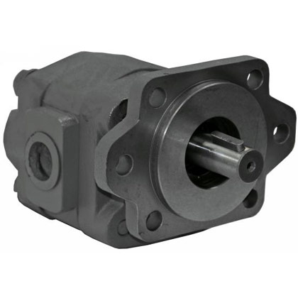 "Picture of H21 Series HydraStar Hydraulic Pump - 2/4 Bolt - 1"" Keyed - 1/4 KW Shaft - 1"" Gear Width"