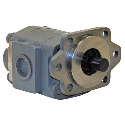 "Picture of H21 Series HydraStar Hydraulic Pump - 2/4 Bolt - 7/8-13 Spline Shaft - 2"" Gear Width"