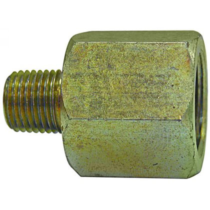 "Picture of Adapter - 1/2"" Female x 1/4"" Male"